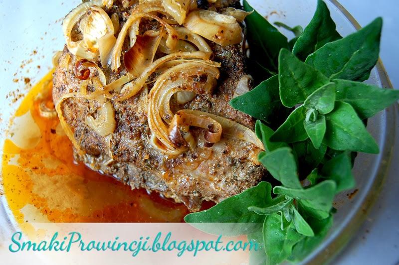 karkówka pieczona  - Smaki Prowincji