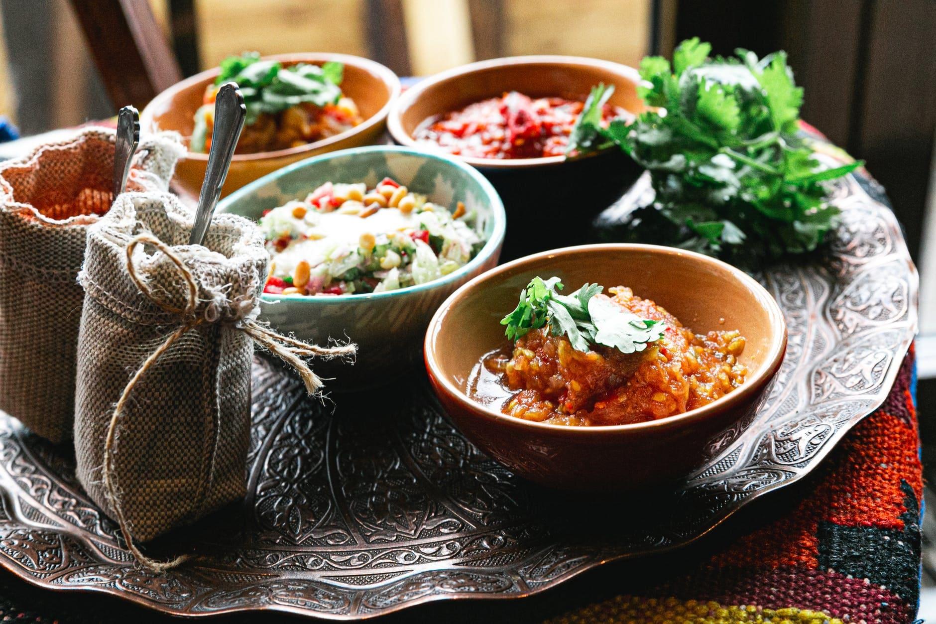 How to make a Turkish potato salad