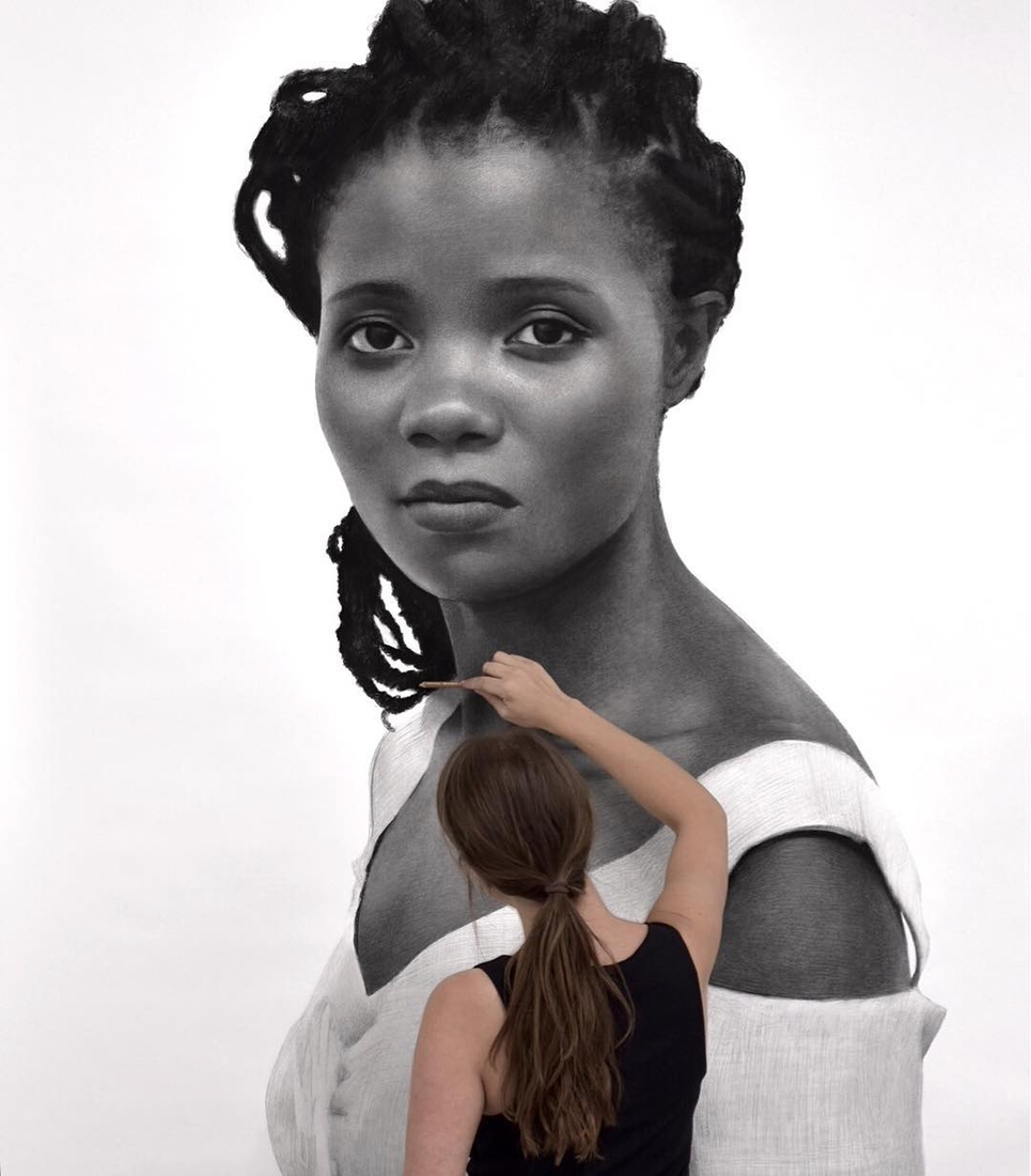 10-Clio-Newton-Enormous-Gigantic-Realistic-Charcoal-Portraits-www-designstack-co