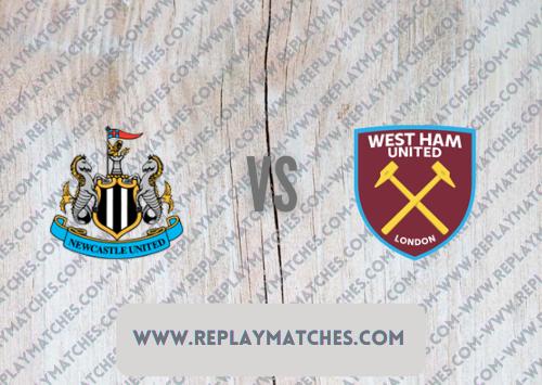 Newcastle United vs West Ham United -Highlights 15 August 2021