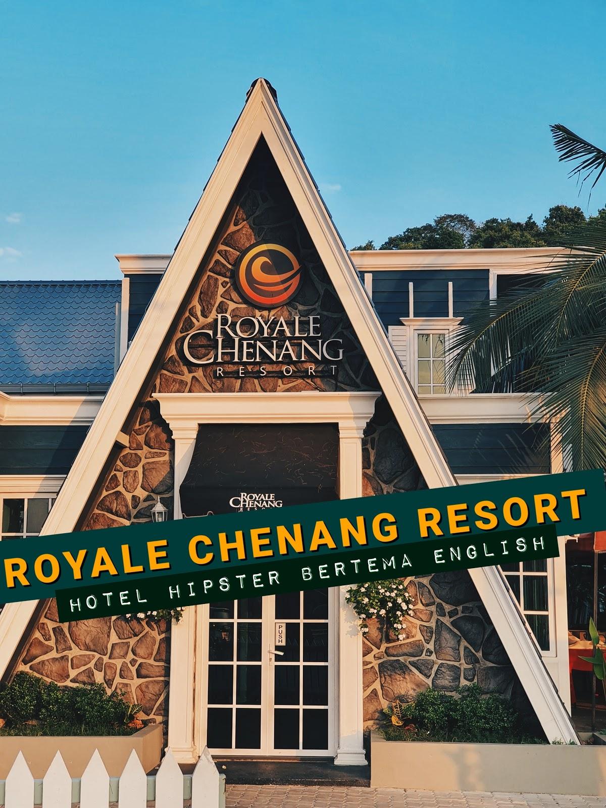 Hotel Tour #2: Royale Chenang Resort | Perkampungan English di Pulau Langkawi