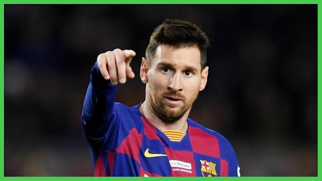 Richest Athletes - Lionel Messi