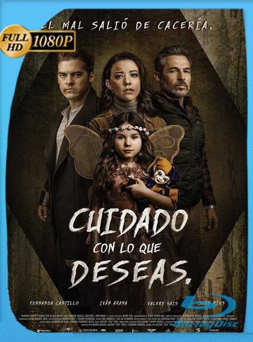 Cuidado con lo que Deseas (2020) HD 1080p Latino [Google Drive] Tomyly