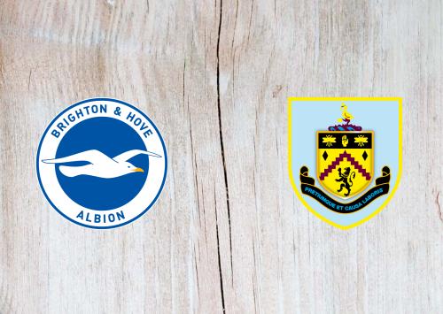 Brighton & Hove Albion vs Burnley -Highlights 14 September 2019
