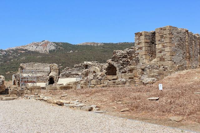Teatro romano de Baelo Claudia