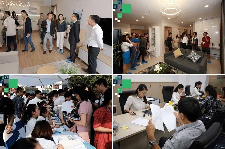 Đăng ký tham quan nhà mẫu chung cư BRG 25 Lê Văn Lương