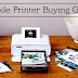 Choosing the Right Mobile Printer