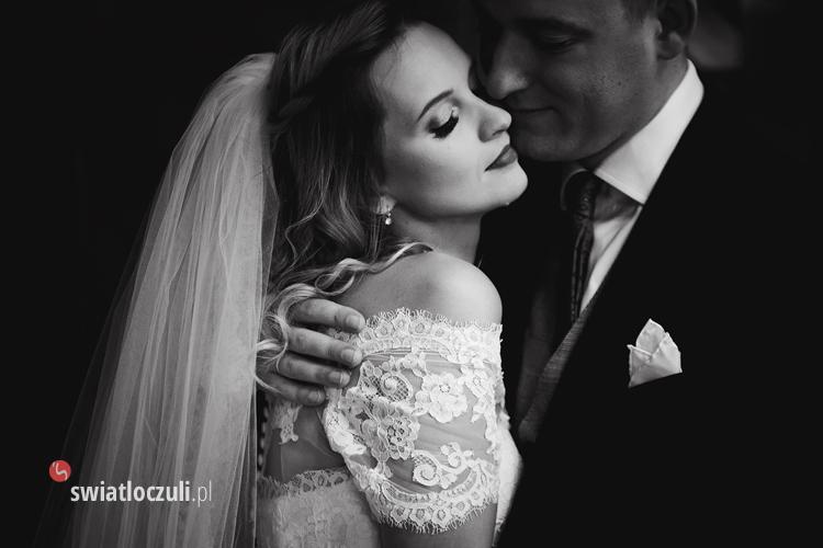 Marlena i Marcin - romantycznie i kwiatowo