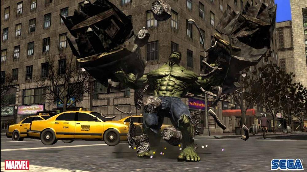 The Incredible Hulk PC Game Download Full Version – PC ...