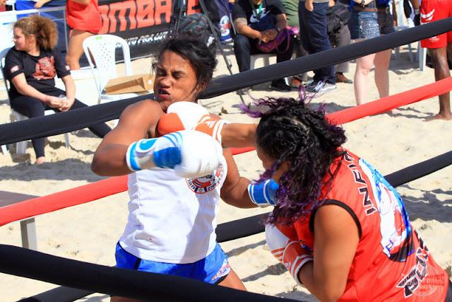 BeachBoxing trás mulheres em destaque nas disputas