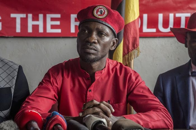 'In Nigeria, People Are Abducted By Terrorists, In Uganda, People Are Abducted By Government' - Bobi Wine