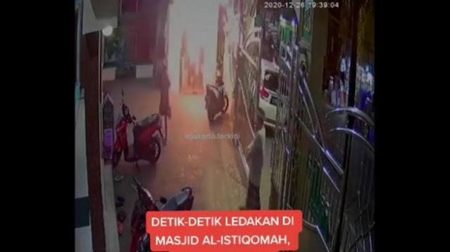 Masjid Al-Istiqomah Dilempar Bom, Hidayat Nur Wahid: Orang Gila Lagi?