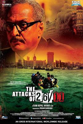 Download The Attacks of 26/11 (2013) Hindi Full Movie BluRay 480p [400MB] | 720p [1GB]