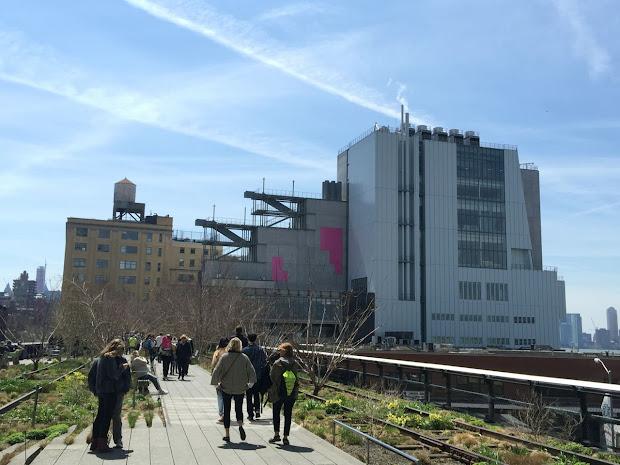 Whitney Art Museum New York