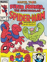Marvel Tails Starring Peter Porker, The Spectacular Spider-Ham