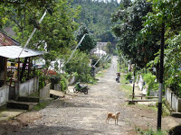 Rambunan village in Minahasa Regency of Indonesia