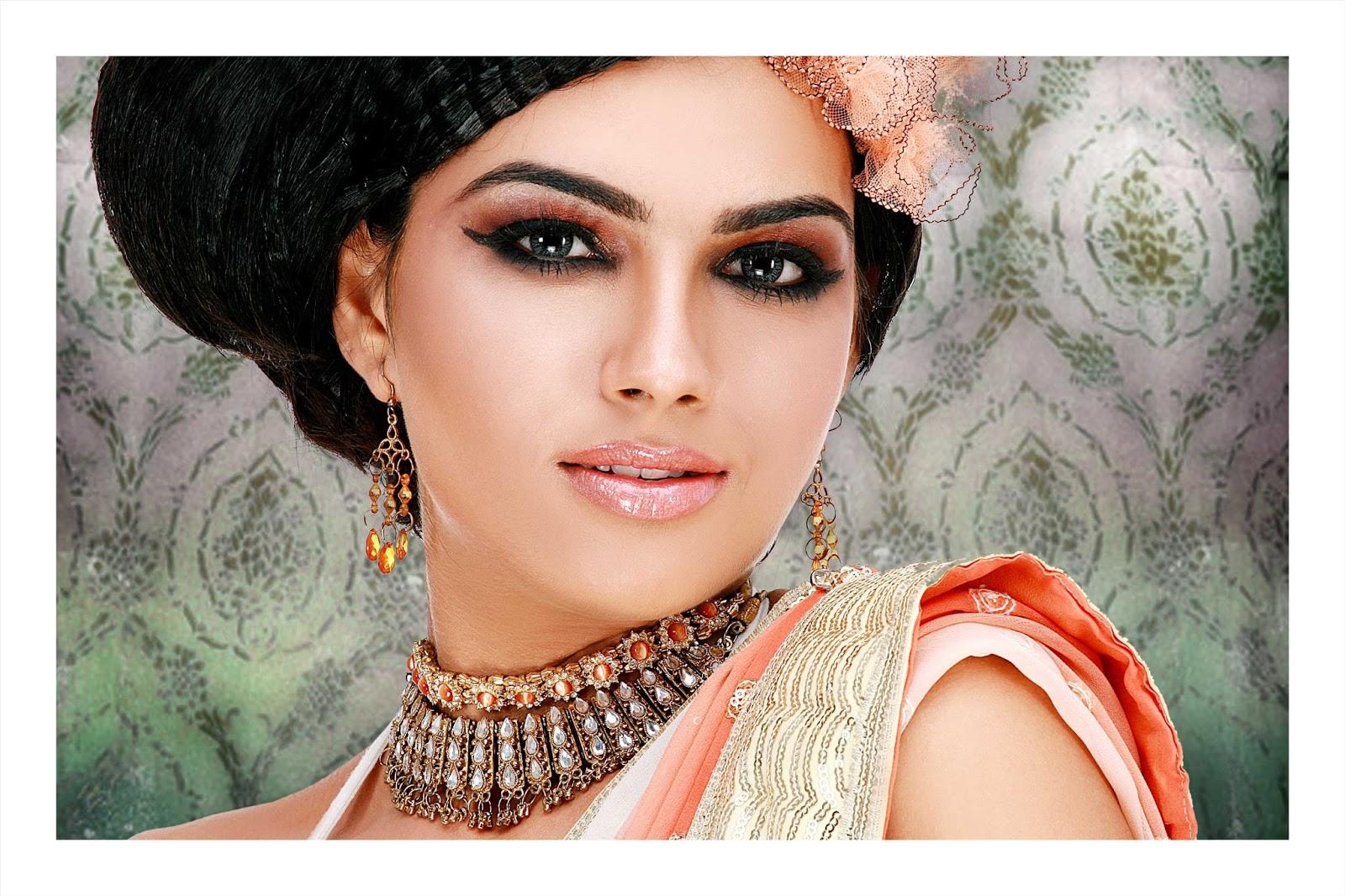 салат индийские модели фотосет фото