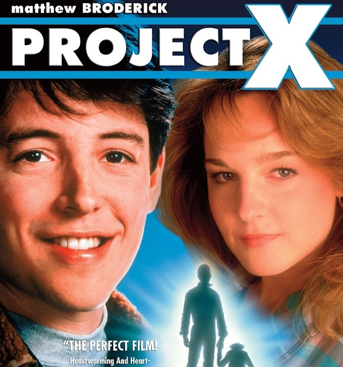 PROJECT X 1987  ONLINE