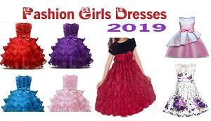 6e597e76610f NNJXD Girl Dress Kids Ruffles Lace Party Wedding Dresses - Fashion ...