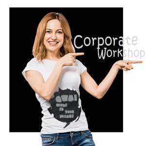 CORPORATE WORKSHOP AND ACTING CLASSES