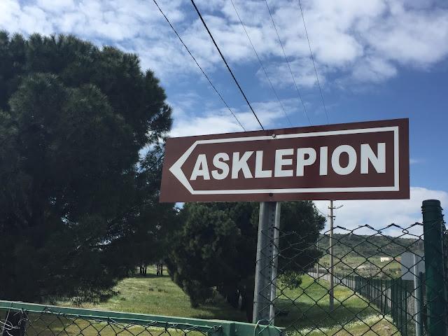 Asklepion, Bergama, Asklepios, Gezi, Sağlık tanrısı, nereye gitsek, günübirlik gezilecek yerler, kutsal su, arkeoloji müzesi, yılan, via tecta, ayvalık, cunda, seyahat