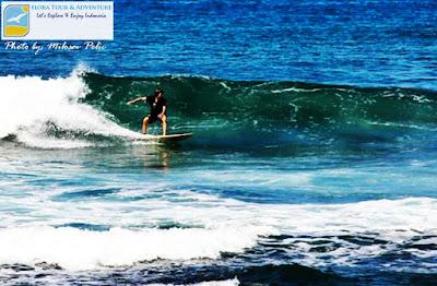 paket surfing panta tanjung setia