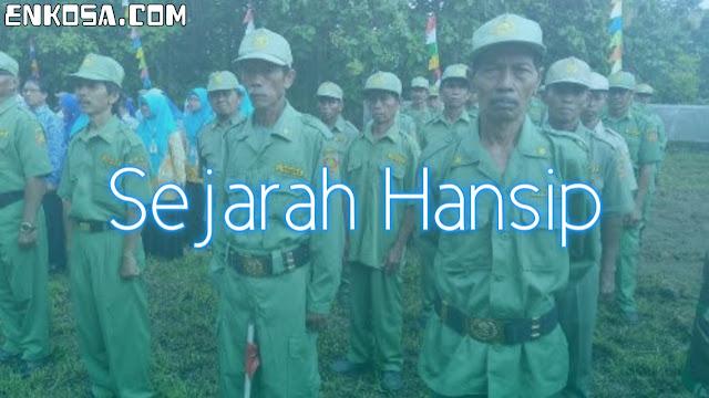 Sejarah Singkat Hari Pertahanan sipil (Hansip) 19 April