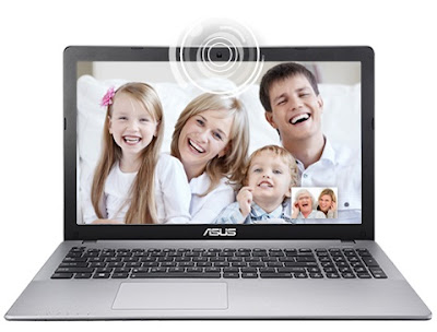 Asus X550DP video call laptop