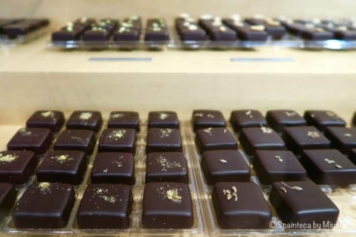 カカオ・サンパカのボンボン・チョコレート