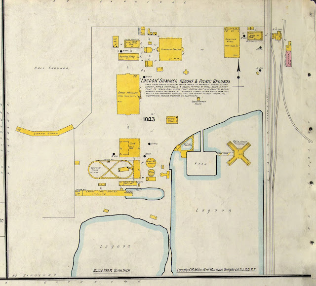 Genealogy S Star Sanborn Fire Insurance Maps At Yale