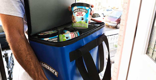 Ben & Jerry's Ice Cream will award one lucky winner with free ice cream, delivered right to your house! Enter to win a $250 gift card to make it happen!