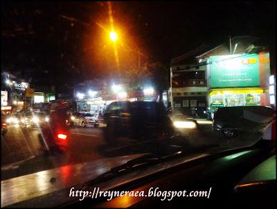 rumah makan Borneo jalan Teuku Umar, Denpasar
