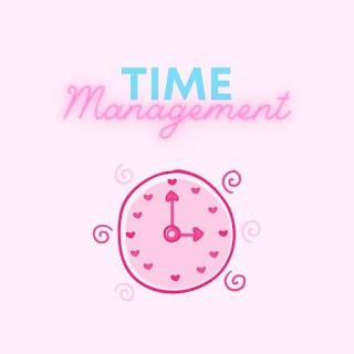 Blogger Perlu Belajar Tentang Time Management