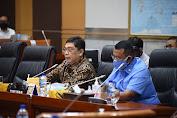 RDP Dengan DPR Hari Ini, Bakamla RI Uraikan Penguatan Keamanan Laut