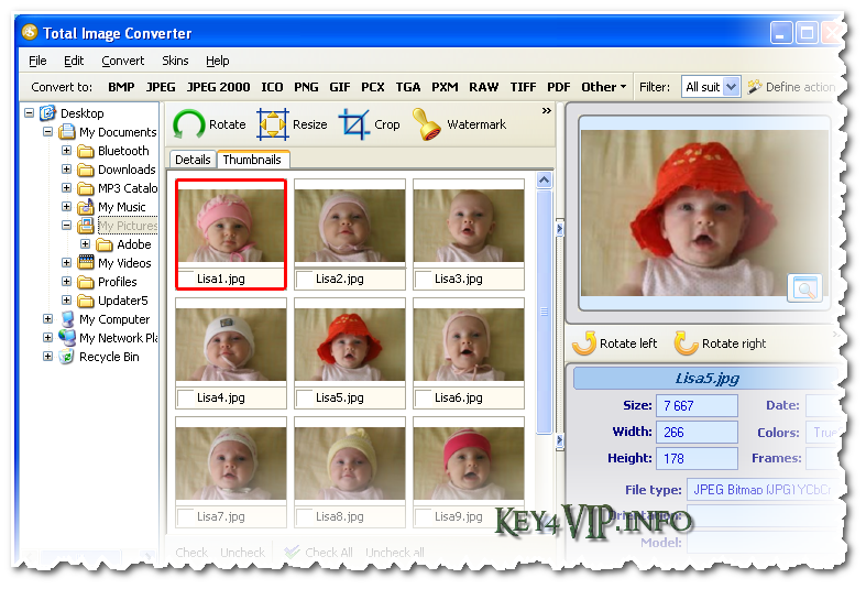 CoolUtils Total Image Converter 1.5.112 Multilanguage Full,Chuyển đổi,nén,sửa Size qua lại mọi định dạng ảnh