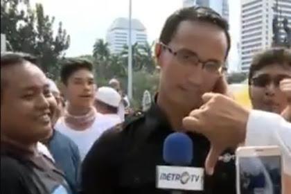Jurnalis MetroTV yang Laporkan Massa Aksi 212 50 Ribu Orang, Meninggal akibat Sakit Keras
