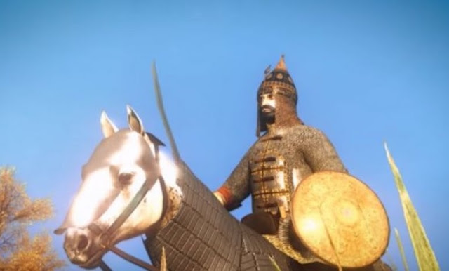 Animated documentary film for Skanderbeg by the Britons