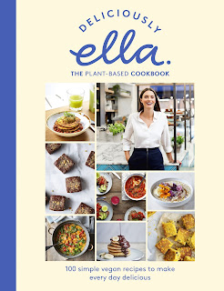 plant based ella cookbook
