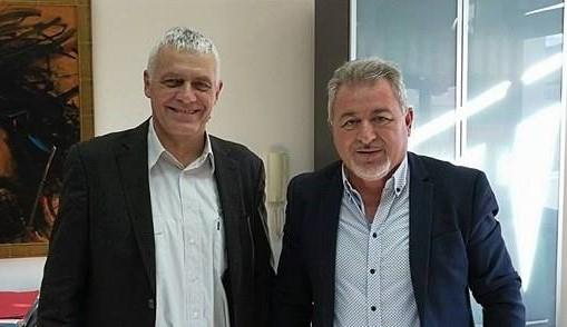 Ήγουμενίτσα: Επίσκεψη του Αναπληρωτή Υπουργού Αγροτικής Ανάπτυξης και Τροφίμων κ. Ιωάννη Τσιρώνη στο Δημαρχιακό Μέγαρο Ηγουμενίτσας