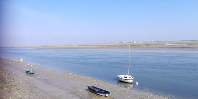 Escapade à St Valery sur Somme (vidéo)