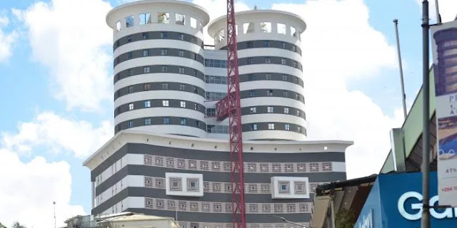 NMG buildings(Nation centre)