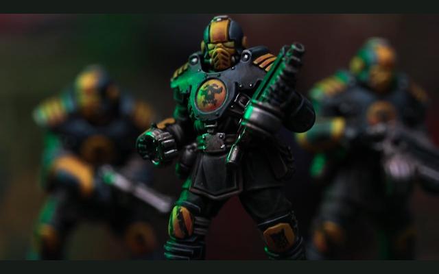 Palanite Enforcers