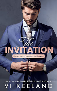 The Invitation by Vi Keeland Book Cover