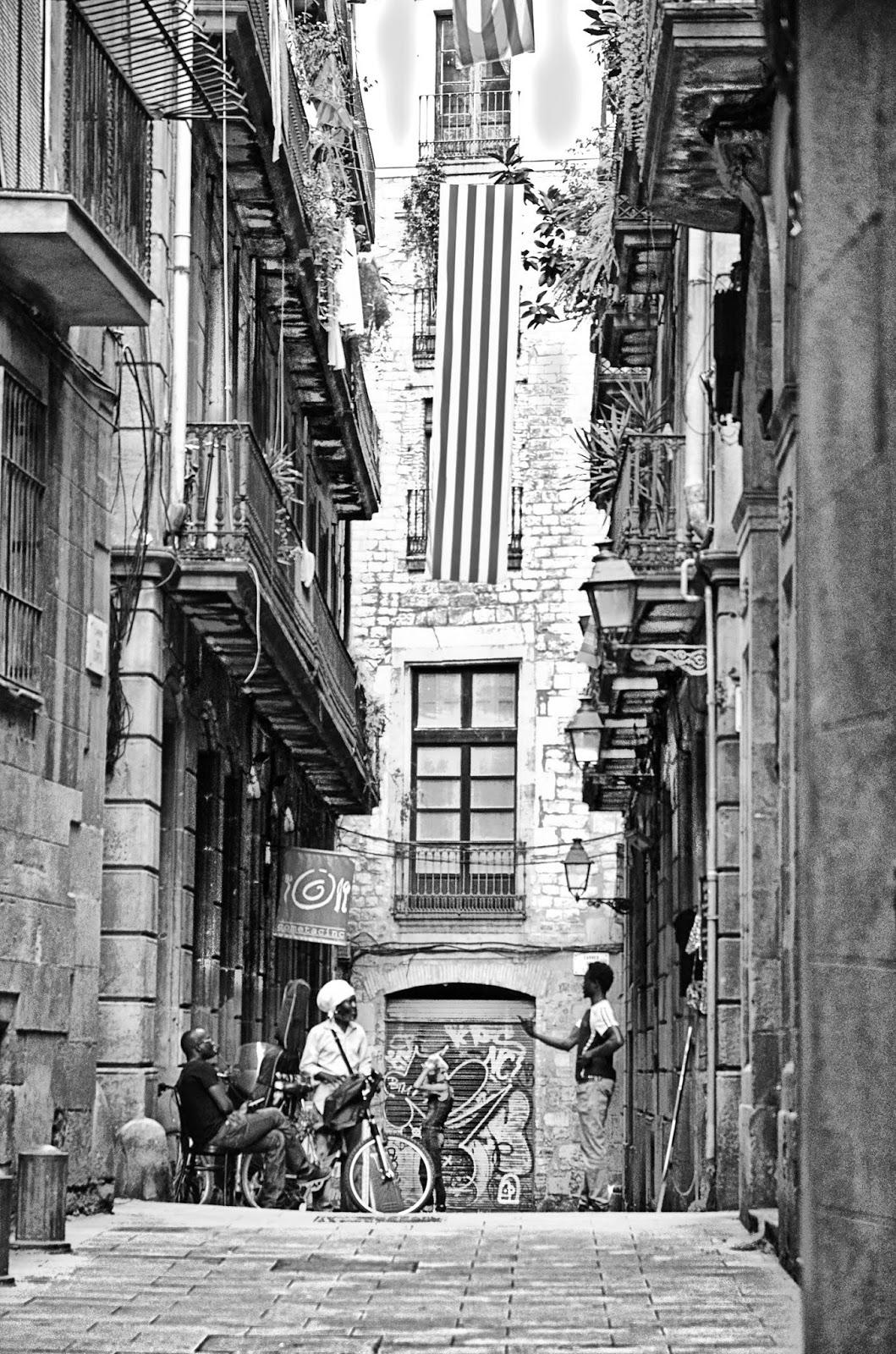 Ethnic Barcelona