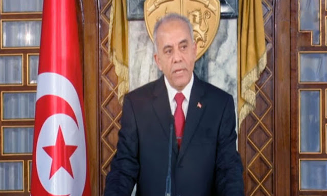 الحبيب الجملي يتوجّه بكلمة إلى الشعب التونسي