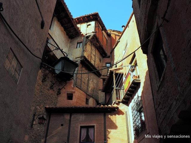Rincón del Abanico, Albarracín, Teruel, Aragón