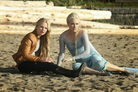 Once Upon A Time 4x10 - Fall