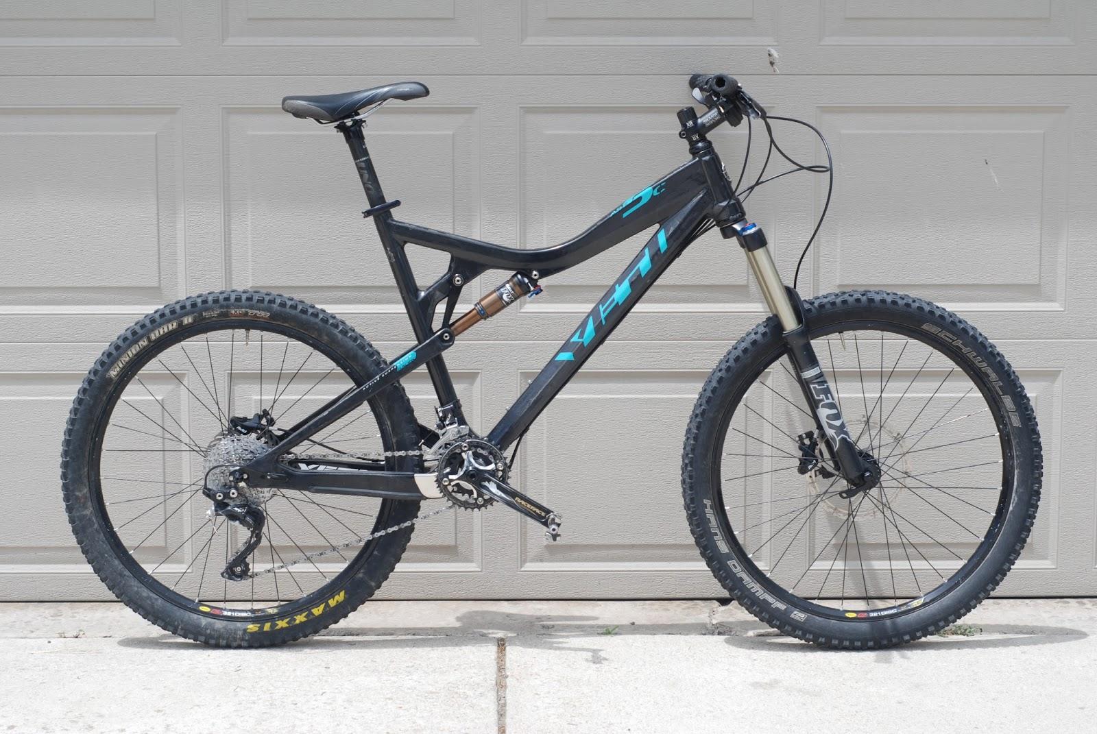 Yeti 2011 As R 5 Carbon Enduro Bike Reviews Comparisons