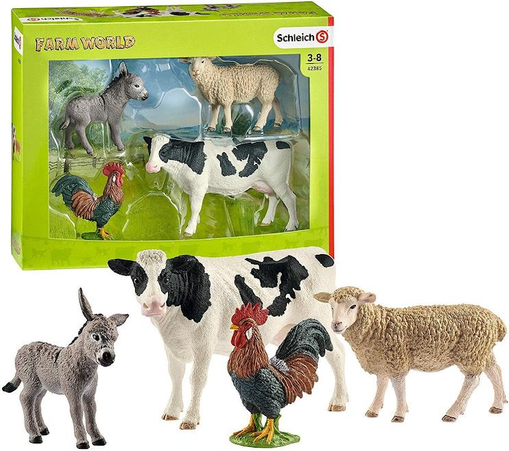 Set - animales - vaca - vacaslecheras.net