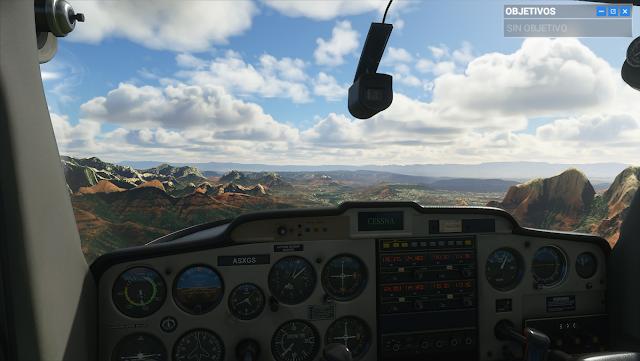 Análisis de Microsoft Flight Simulator en PC